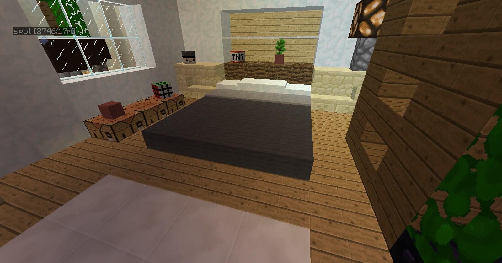 Minecraft Bedroom Furniture Ideas