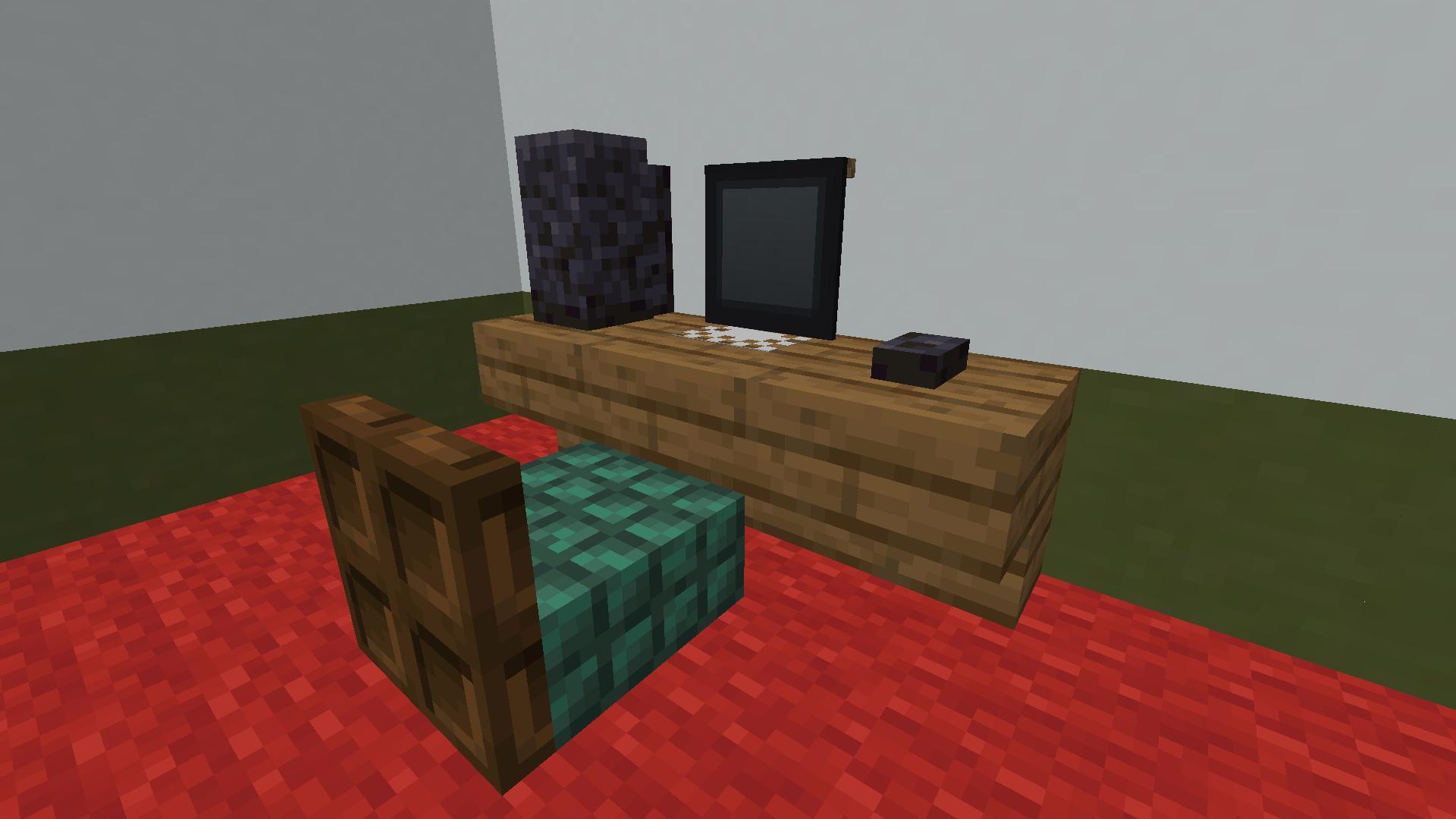 Minecraft Computer Desktop