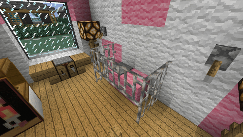 Minecraft Bedroom Furniture Ideas Minecraft Furniture