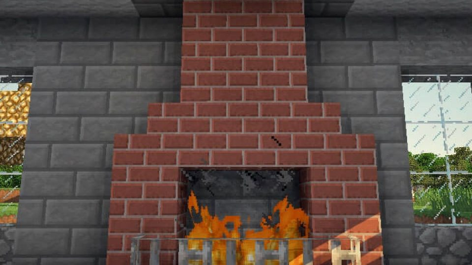 BasicFireplace
