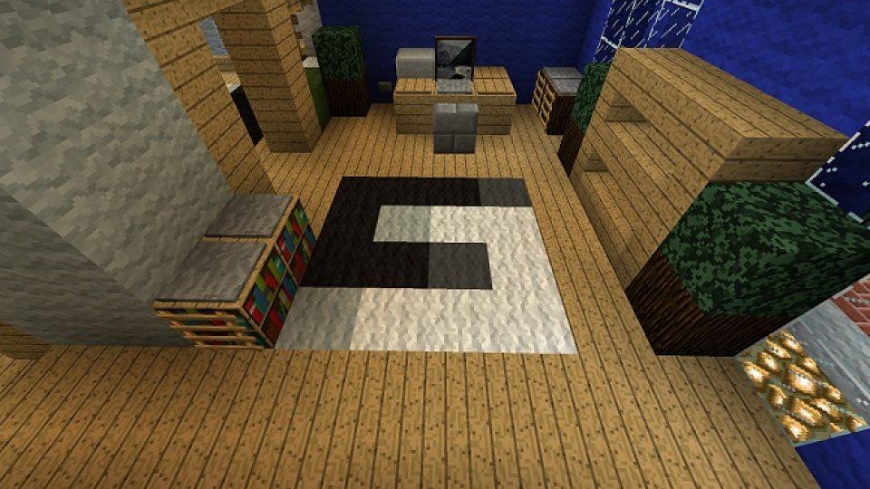 Minecraft Carpet Floor Design Ideas