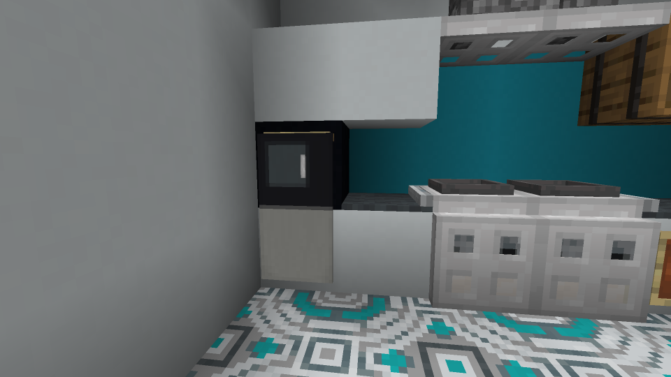 Minecraft Microwave Idea