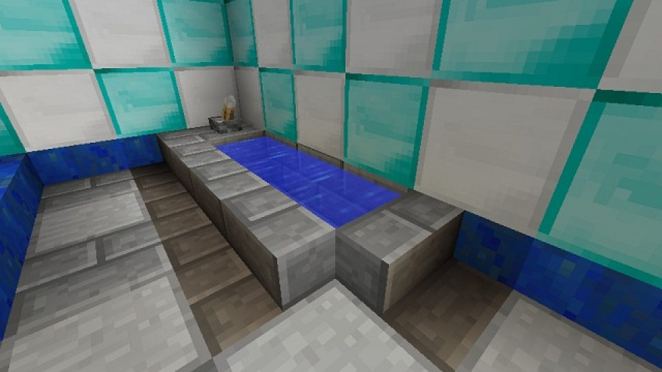 Minecraft-Bath-Design