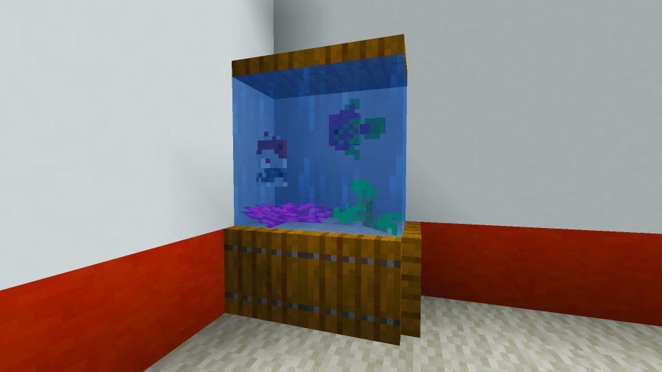 Minecraft-Fish-Tank