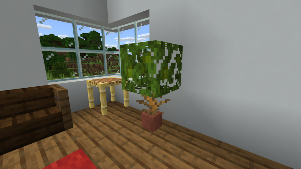 Minecraft-Potted-Plant