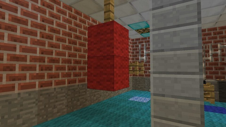 Minecraft-Punching-Bag