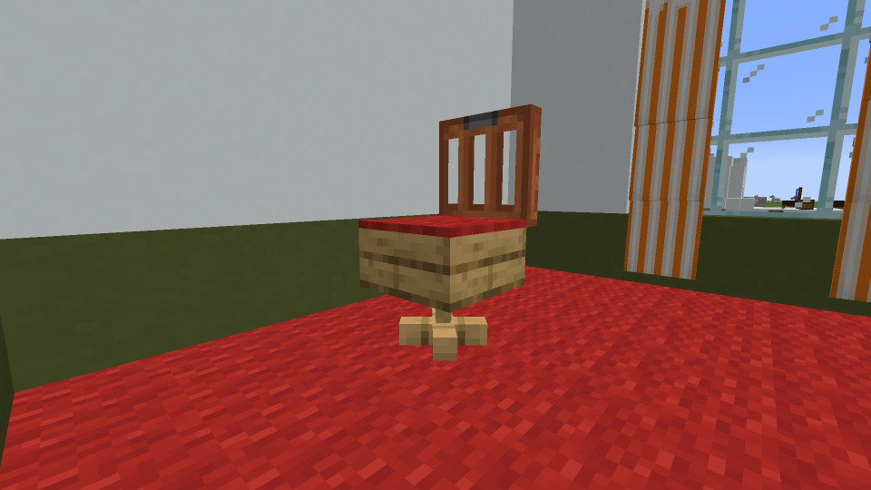 Minecraft-Swivel-Chair