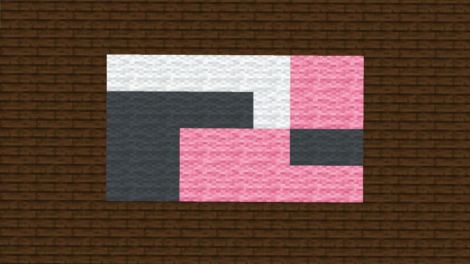 minecraft rug design