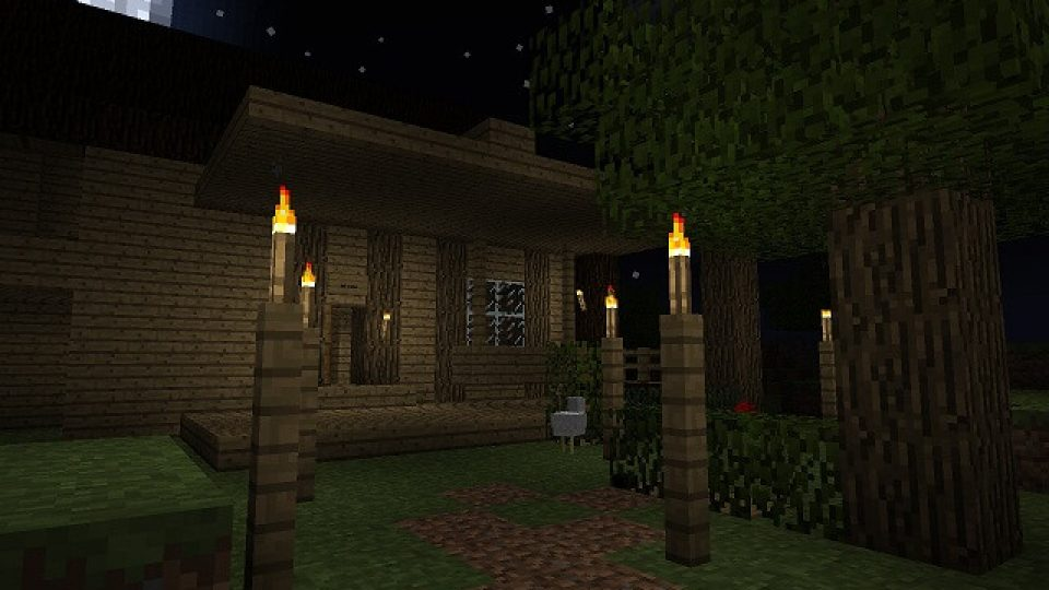 Tiki-Torches