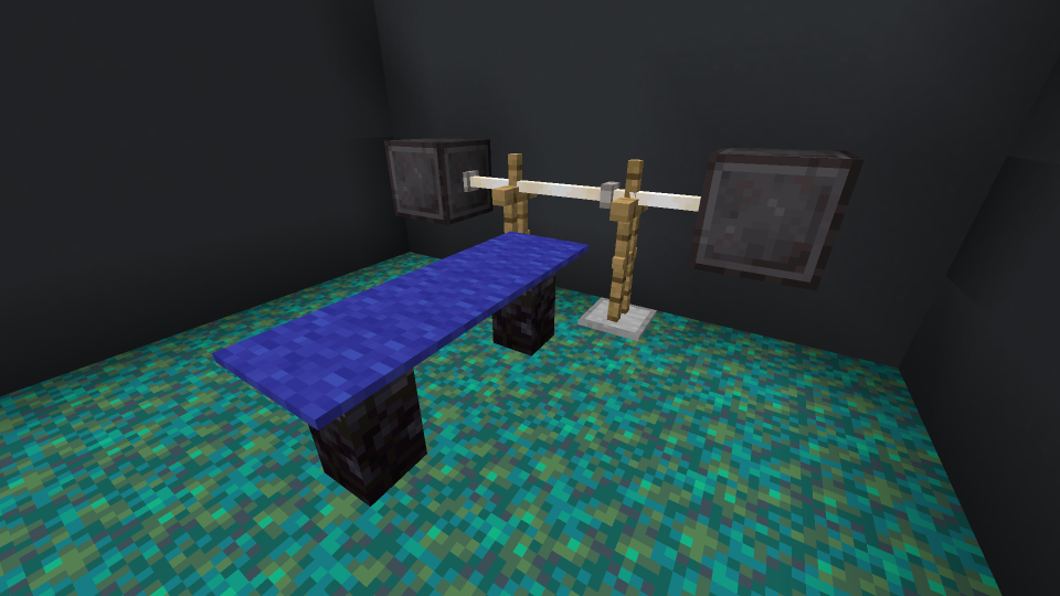 minecraft-bench-press