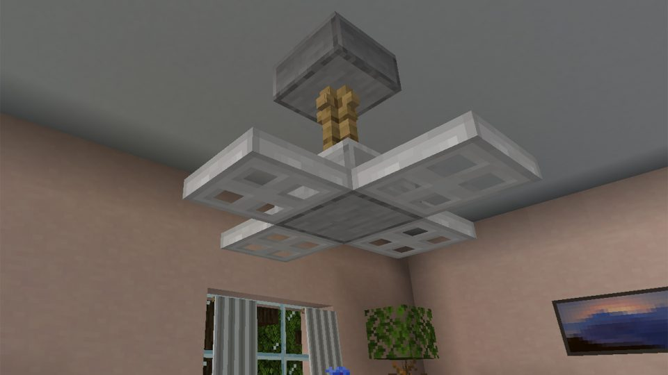 minecraft-ceiling-fan-design
