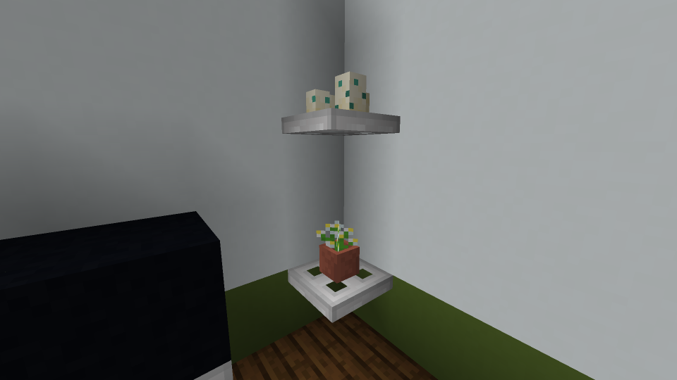 Minecraft Decoration Lighting Ideas Minecraft Furniture