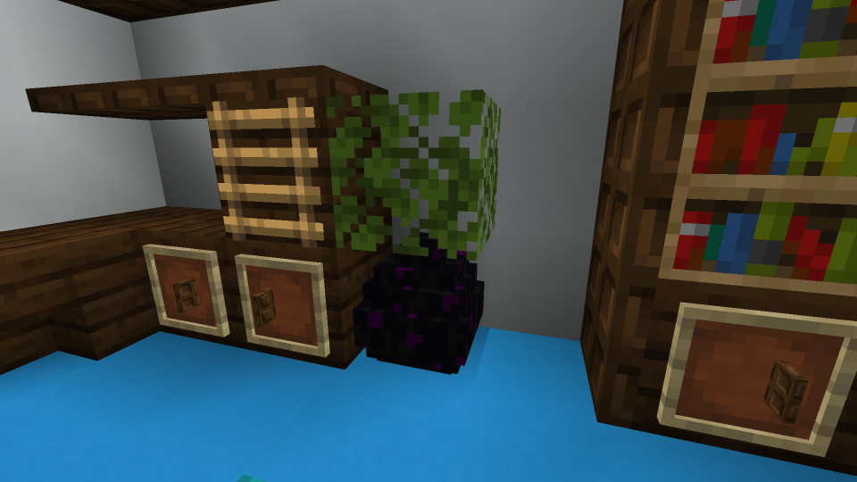 Minecraft Decoration Lighting Ideas Minecraft Furniture